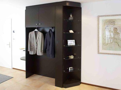 garderobenschrank die individuelle garderobe nach mass. Black Bedroom Furniture Sets. Home Design Ideas