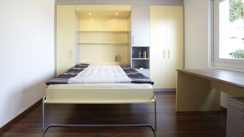 klappbett klappbetten hoch klappbett quer klappbett alpnach norm schrankelemente ag. Black Bedroom Furniture Sets. Home Design Ideas