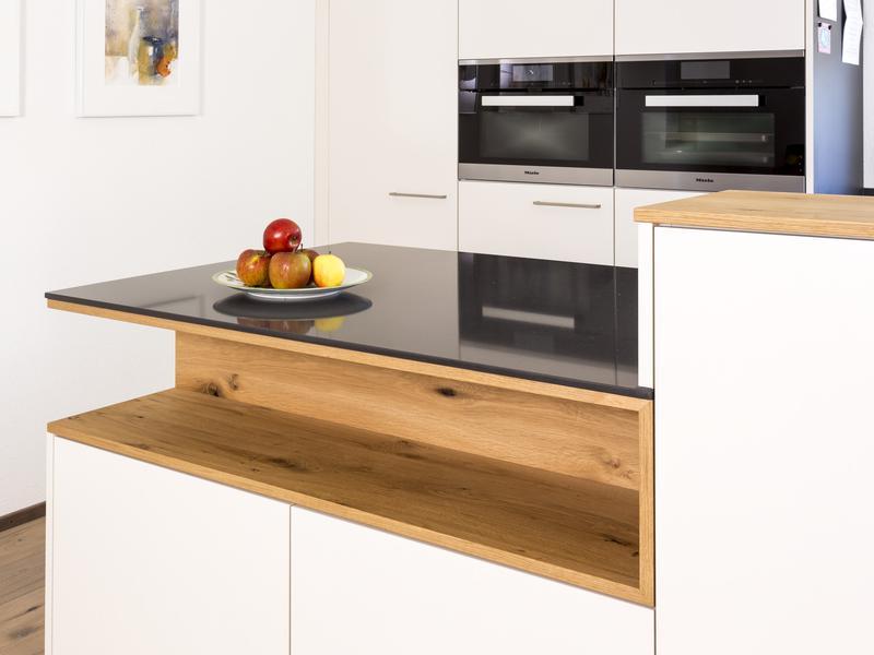 umbau küche ins wohnzimmer:Umbauen und Licht ins Dunkle bringen